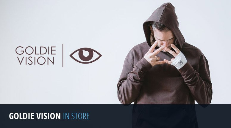 Goldie Vision IN STORE