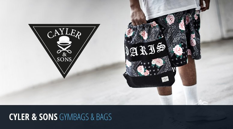 Cayler & Sons GymBags & Bags