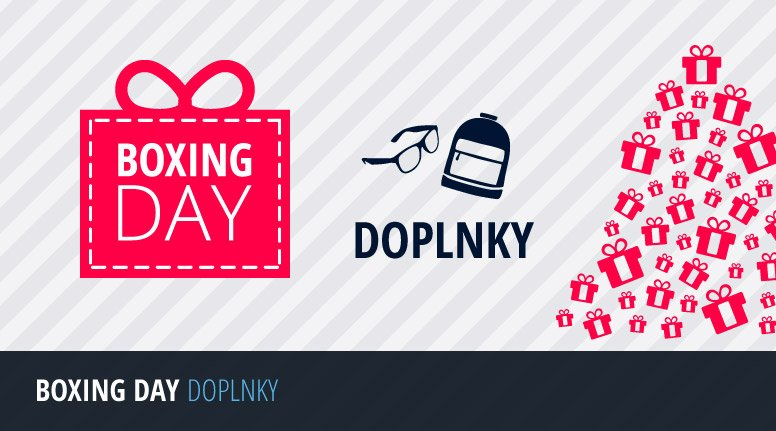 Boxing day doplnky