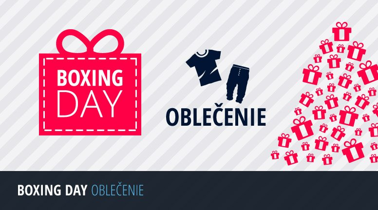 Boxing Day oblecenie