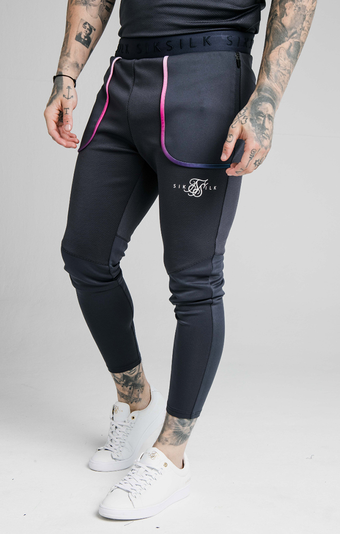 SIKSILK LEGACY FADE TRACK PANT S