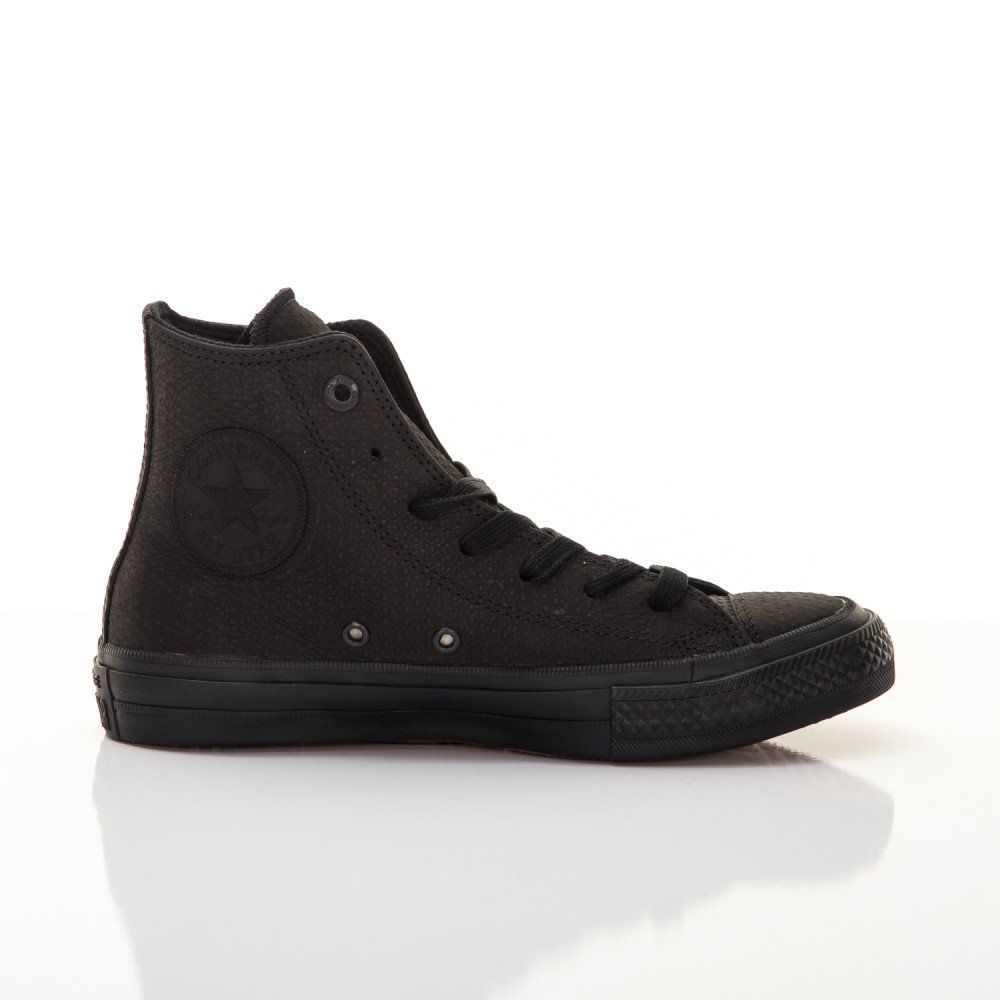 1b5338cd6 Dámske Tenisky Converse Chuck Taylor All Star II Lux Leather High Top Black
