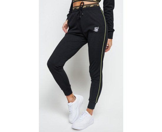 SIKSILK ROMA TAPE TRACK PANTS