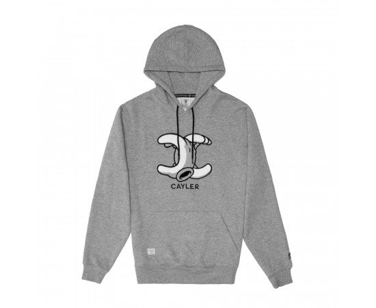 Mikina Cayler & Sons WHLB No. 1 Hoody Grey
