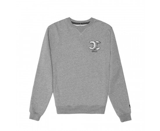 Mikina Cayler & Sons WHLB Still No. 1 Crewneck Grey