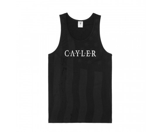 Tielko Cayler & Sons WHLB Raise Up Tanktop Black White
