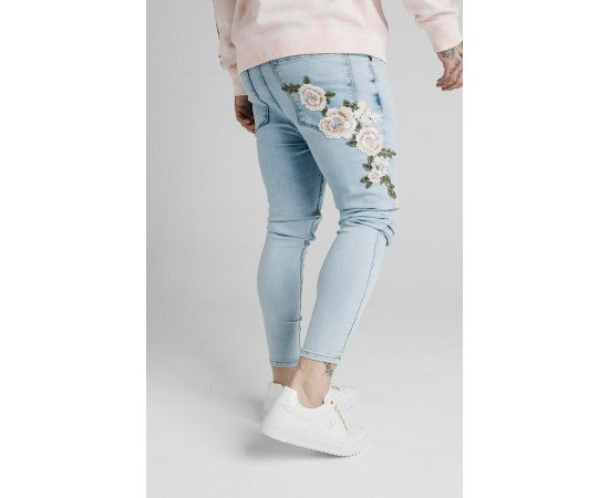 SIKSILK DROP DENIMS