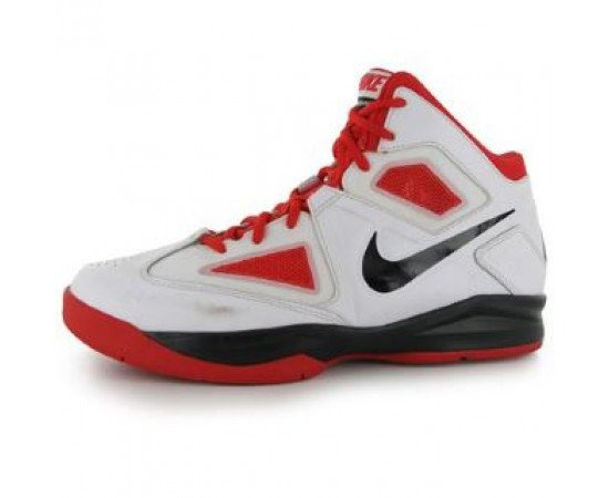 Nike Zoom Born Ready Pánske White Red Black