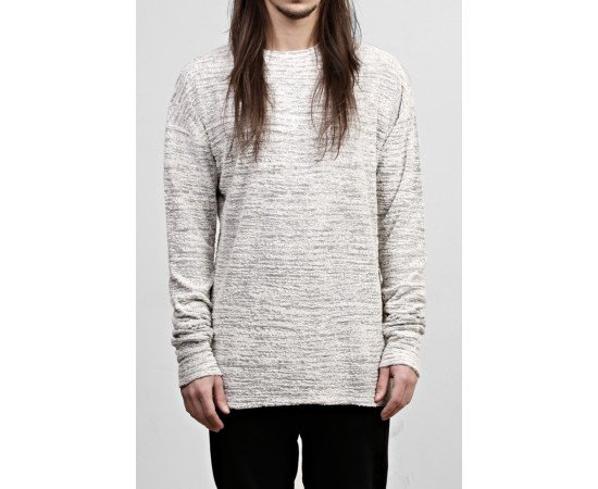 Sveter Favela Mud Sweater White