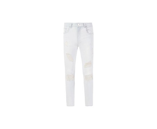 TheRiot Jeans | Worn Light Blue