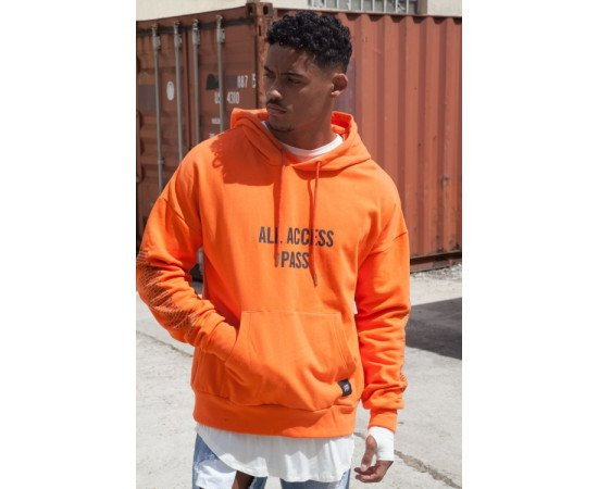 Sixth June CLASSIC OVERSIZE HOODIE WITH K