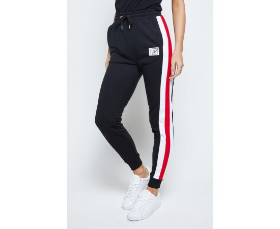 SIKSILK SPORTS LUXE TRACK PANTS