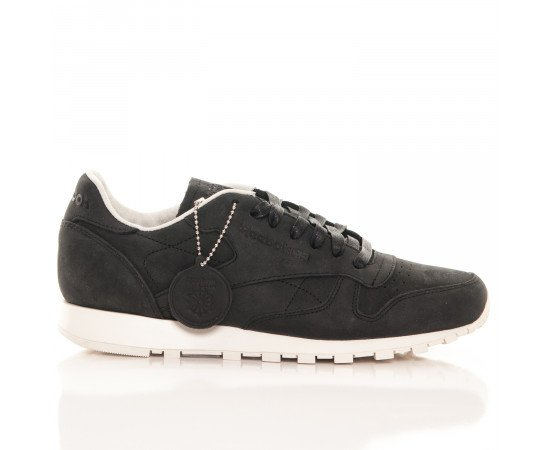 Tenisky Reebok Classic Leather Lux Pw Black (Default)