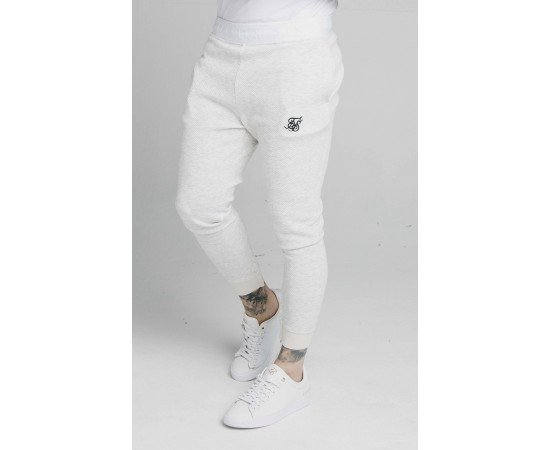 SIKSILK AGILITY TEXTURED TAPE TRACK PANT