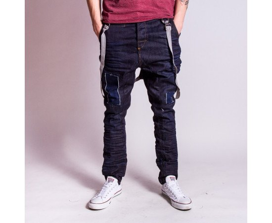 Jeans VSCT Clubwear Brad Slim New Watersave Man Blue