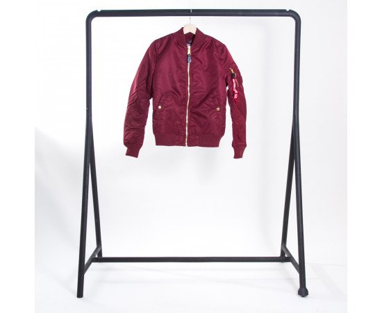Pánska bombera Alpha Industries Ma-1 Vf Burgundy