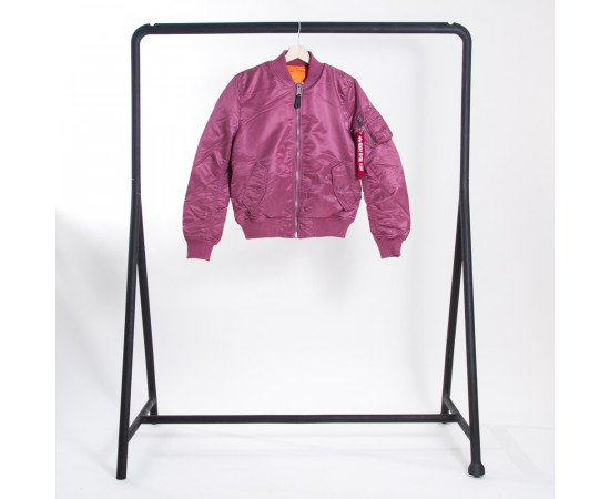 Bombera Alpha Industries Ma-1 Sf Pink realphotonhs