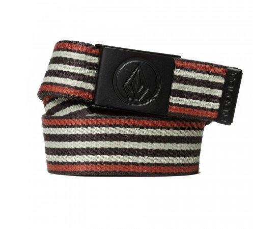 VOLCOM CIRCLE WEB BELT BUR