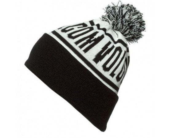 VOLCOM ROLL OVER BEANIE WHT