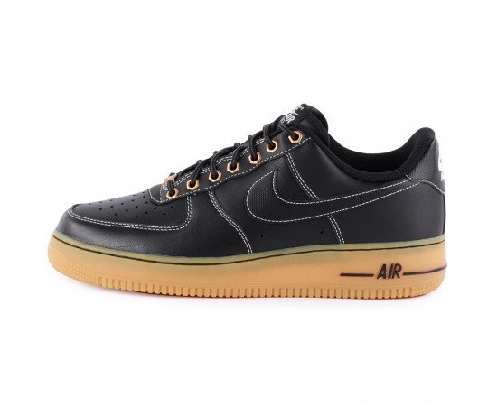 Tenisky Nike Air Force 1 Black Brown