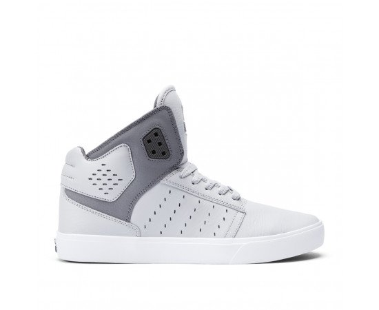 Tenisky Supra Atom Light Grey Charcoal White