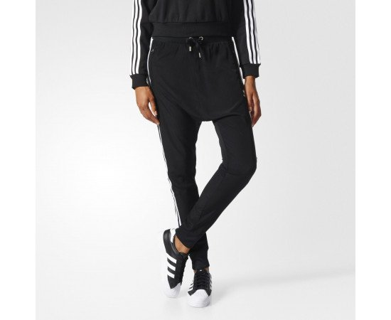 Tepláky adidas Originals Drop Crotch Black