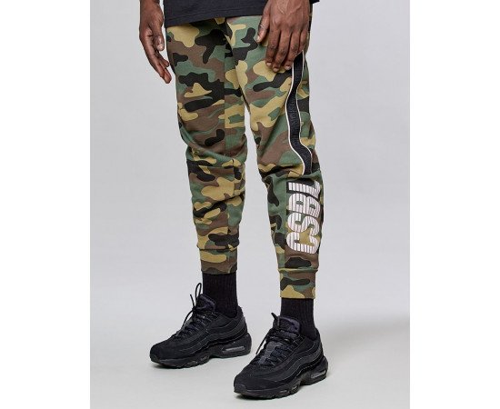 Tepláky C&S CSBL First Division Sweatpants Camo