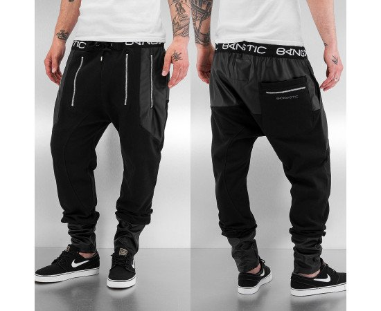 Bangastic Zippy Sweat Pants Black
