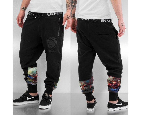 Bangastic Engel Sweat Pants Black