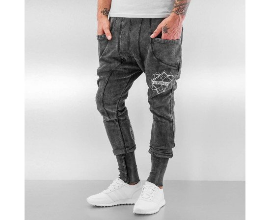 Tepláky Bangastic Birds Sweat Pants Dark Grey