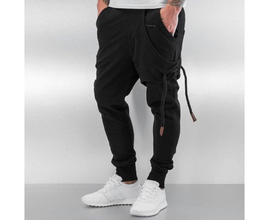 Tepláky Bangastic London Sweat Pants Black