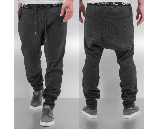 Tepláky Bangastic Anti Fit Anthracite1