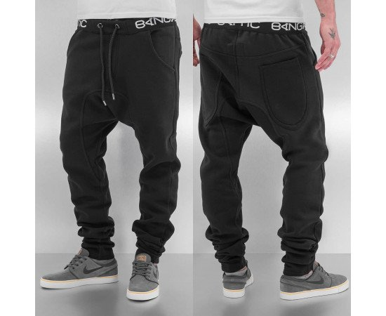 Tepláky Bangastic Bangastic Anti Fit Sweat Pants Black