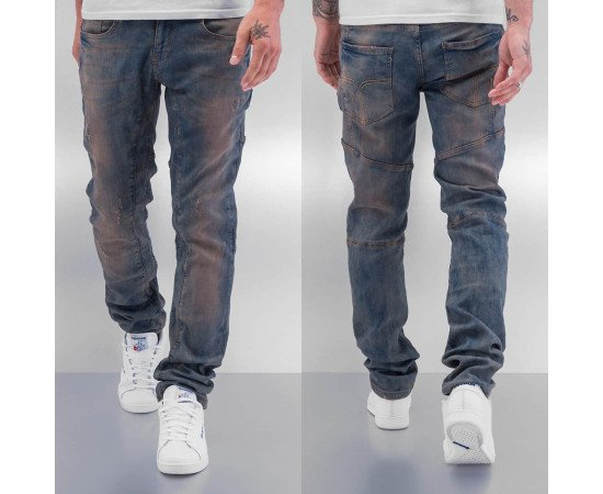 Rifle Jeans Cazzy Clang Dirty Blue Brown