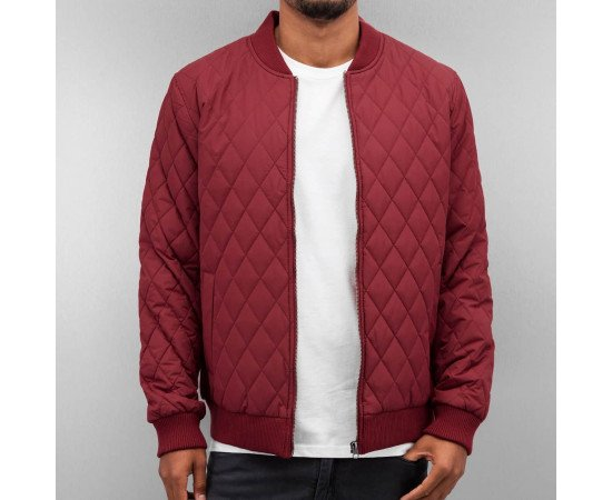 Bunda Cyprime Quilted Jacket Bordeaux