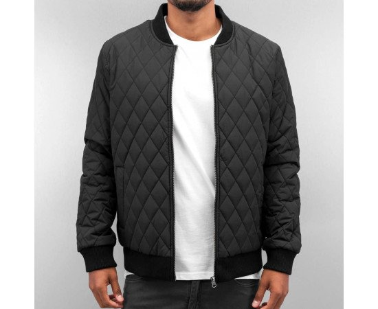Bunda Cyprime Quilted Jacket Black