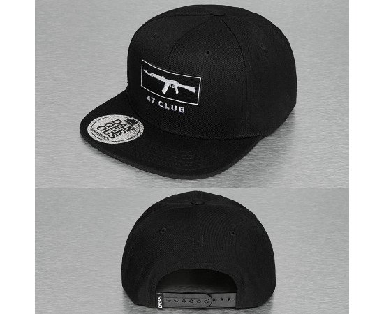 Dangerous DNGRS Club 47 Snapback Cap Black