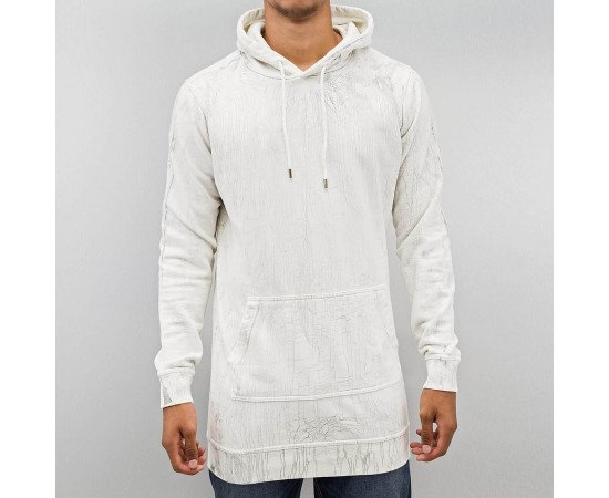Mikina Dangerous DNGRS Marble Hoody White