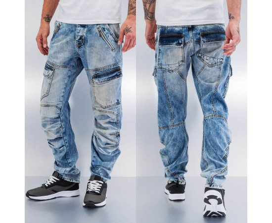 Jeans Dangerous DNGRS Anti Fit Blue