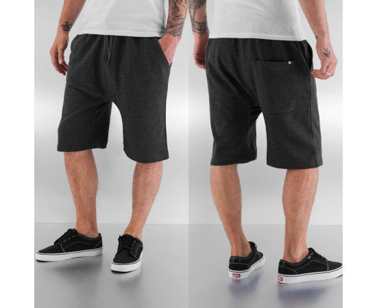 Kraťasy Dangerous DNGRS Smoff Sweat Shorts Antracite