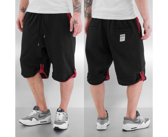 Kraťasy Dangerous DNGRS Hemp Shorts Black