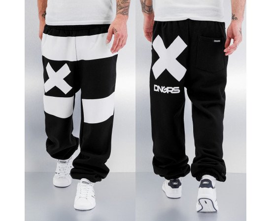Tepláky Dangerous DNGRS X Sweat Pants Black