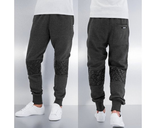 Tepláky Dangerous DNGRS London II Sweat Pants Anthracite