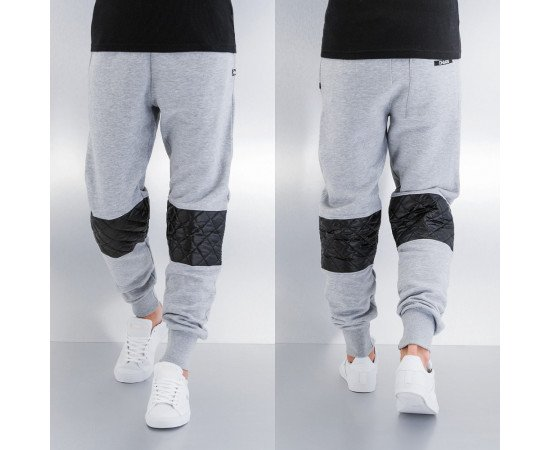 Tepláky Dangerous DNGRS London II Sweat Pants Grey
