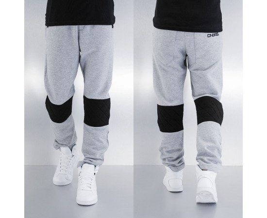 Tepláky Dangerous DNGRS London Sweat Pants Grey