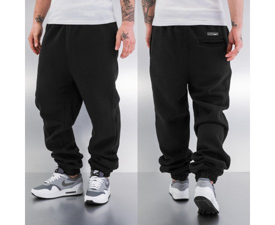 Dangerous DNGRS Cube Sweat Pants Black