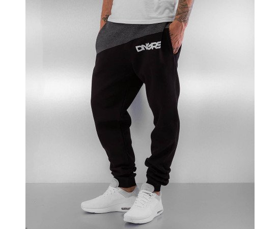 Dangerous DNGRS Hardcore Sweatpants Black/Grey