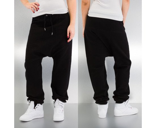 Tepláky Dangerous DNGRS Ninja Sweat Pants Black