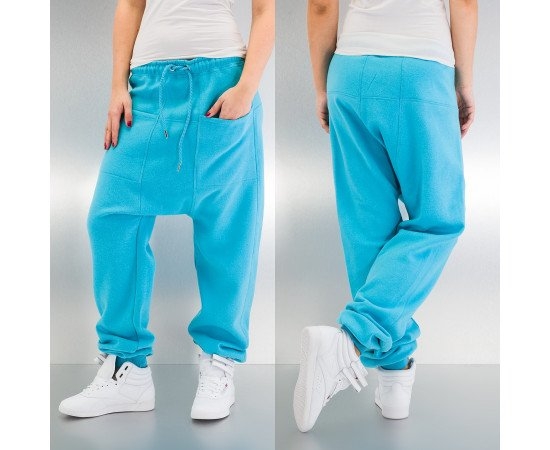 Tepláky Dangerous DNGRS Ninja Sweat Pants Blue Botton