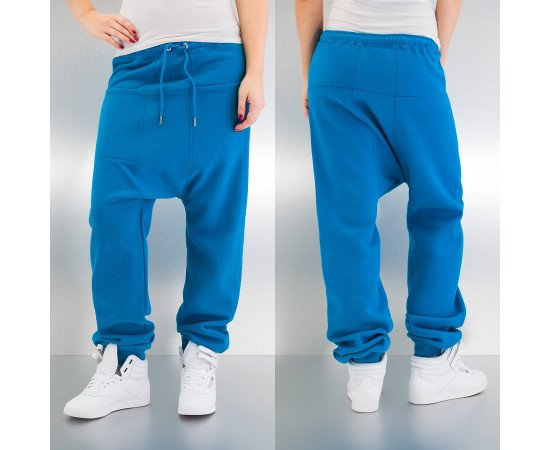 Tepláky Dangerous DNGRS Ninja Sweat Pants Blue Jewel
